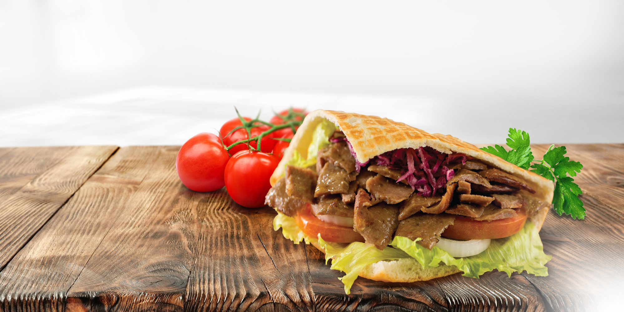 Our Iconic Doner Sandwiches