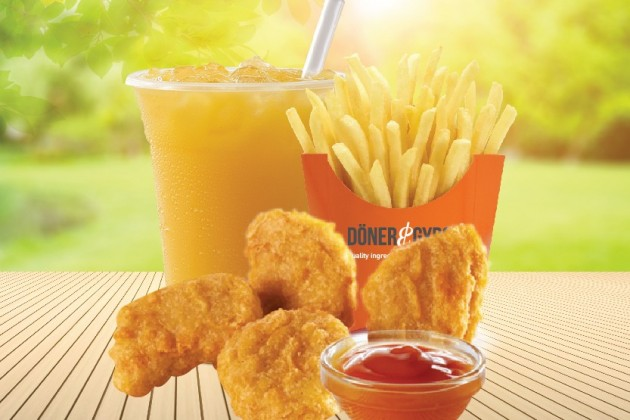 Nuggets Meal